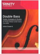 Trinity: Double Bass Scales Arpeggios 2016 - Initial-Grade 8