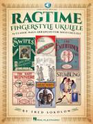 Ragtime Fingerstyle Ukulele (book/Audio Online)