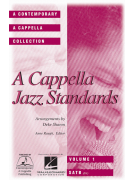 Contemporary a Cappella Jazz Standards