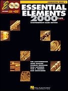 Essential Elements 2000: Comprehensive Band Method (book/CD/DVD)