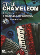Style Chameleon for Accordion (book/CD)