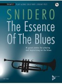 The Essence of the Blues: Trumpet (book/CD)