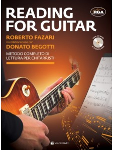 Reading for Guitar (libro/CD)