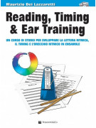 Reading, Timing & Ear Training (libro/CD)