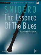 The Essence of the Blues: Clarinet (book/CD)