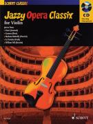 Jazzy Opera Classix (book/CD)
