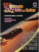 100 Ultimate Jazz Riffs for Guitar (book/CD play-along)