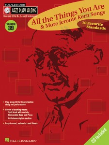 Jazz Play-Along vol. 39: All the Things You Are & More (book/CD)