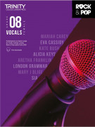 Rock & Pop Exams: Vocals Grade 8 Female from 2018 (book/download)