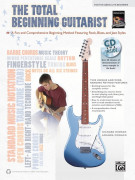 The Total Beginning Guitarist (book/CD)