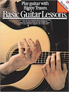 Play Guitar with Happy Traum - Basic Guitar Lessons (book/3 CD)