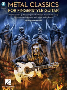 Metal Classics for Fingerstyle Guitar (book/Audio Online)