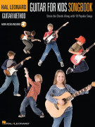 Hal Leonard Guitar Method: Guitar For Kids Songbook (book/CD)