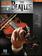 The Beatles: Violin Play-Along Volume 60 (book/Audio Online)