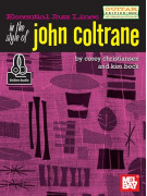 Essential Jazz Lines in the Style of John Coltrane Guitar (book/CD play-along)