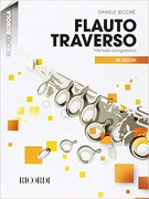 Flauto traverso - Metodo progressivo in 20 lezioni (libro/CD)