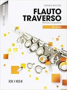 Flauto traverso - Metodo progressivo in 20 lezioni (libro/CD)