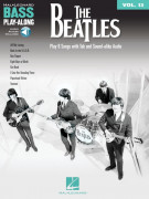 The Beatles: Bass Play-Along Volume 13 (book/Audio Sample)
