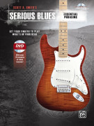 Serious Blues: Essential Phrasing (book/DVD)