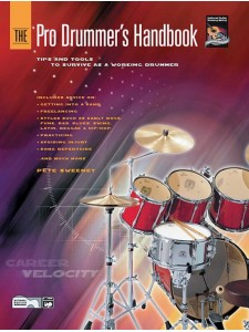 The Pro Drummer's Handbook (book/CD)