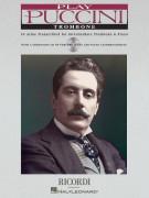 Play Puccini - Trombone (book/CD)