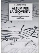 Album per la Gioventù, Op.39 (Chitarra)