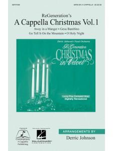 ReGeneration's A Cappella Christmas Vol. 1