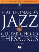 Jazz Guitar Chord Thesaurus (book/CD)