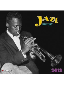 Jazz History - Calendar 2019