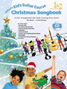 Alfred's Kid's Guitar Course Christmas Songbook 1 & 2 (book/CD)