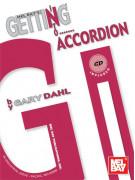 Getting Into Accordion (book/CD)