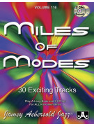 Miles of Modes (book/2 CD play-along)