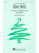 Silver Bells (Choral SSAA a cappella)