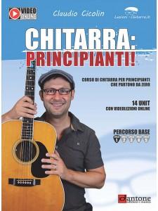 Chitarra: principianti (libro/Video Online)