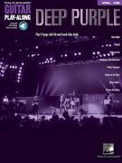Deep Purple: Guitar Play-Along Volume 190 (book/Audio Online)
