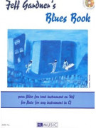 Jeff Gardner's Blues Book - Flute (book/CD)
