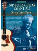 Acoustic Masterclass Series -- 101 Blues Guitar Essentials (2 DVD)