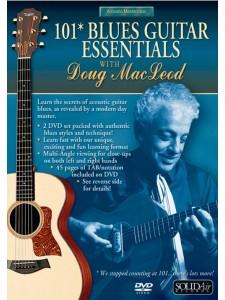 Masterclass Series -- 101 Blues Guitar Essentials (2 DVD)