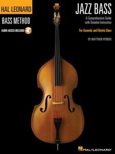 Hal Leonard Jazz Bass Method (book/Audio Online