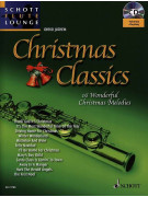 Christmas Classics for Flute (book/CD Play-along)