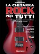 La chitarra rock per tutti (libro/Video Online)