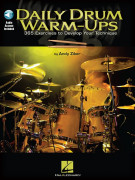 Daily Drum Warm-Ups (book/CD)