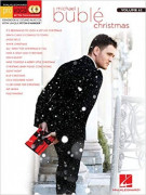 Pro Vocal: Michael Bublé – Christmas Volume 62 (book/CD sing-along)