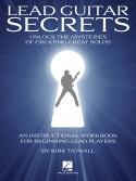 Lead Guitar Secrets (book/Audio Access)