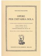 Opere per Chitarra Sola Vol. 3: Composizioni varie