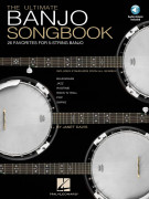 The Ultimate Banjo Songbook (book/CD)