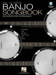 The Ultimate Banjo Songbook (book/CD)