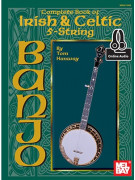Irish & Celtic 5-String Banjo (book/CD)