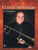 Classic Standards For Trombone (book/CD)
