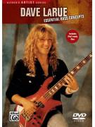 Dave LaRue: Essential Bass Concepts (DVD)